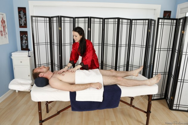 Veronica Radke   Massage Parlor